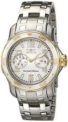 Invicta Women's 17783 Pro Diver Analog Display Japanese Quartz Silver Watch