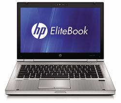 "HP EliteBook 8460P 14"" Laptop 2.5Ghz 6GB 500GB Win 7 Pro (LQ168AW#ABA)"