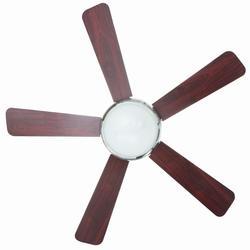 "Hunter Palermo 52"" Indoor Ceiling Fan - Brushed Nickel (59052)"
