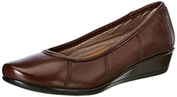Hannah Pump: Brown/11