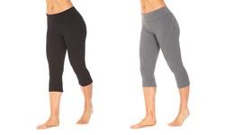 Marika Women's Curve Seam Performance Leggings - Black- Size: XL