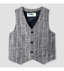 OshKosh Toddler Boy's Fashion Vest - Charcoal - Size: 2T