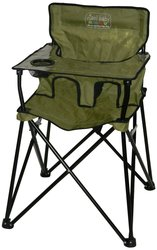 Ciao Baby Portable Lightweight Highchair - Sage