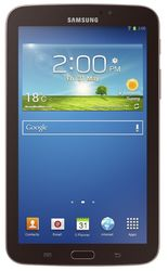 """Samsung Galaxy Tab 3 7"""" Tablet 8GB WiFi Android 4.1 Gold Brown SMT210RGN8A"""