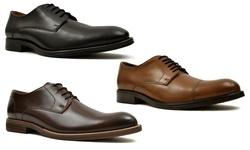Joseph Abboud Men's Dress Shoes - Welsey-Brown - Size: 10.5