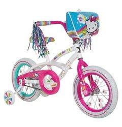 """Hello Kitty 14"""" Girls Child Bicycle (3-9 Years"""")"""