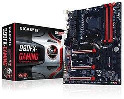Gigabyte 990FX Gaming AMD AM3+ Motherboard black