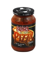 Enrico's All Natural Pizza Sauce Pack of 6 - 15.5 Oz
