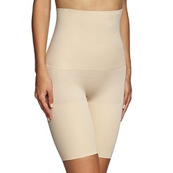Maidenform Control It Hi Waist Thigh Slimmer 12622 Latte-Lift