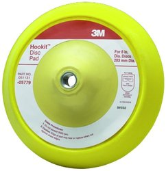 "3M 05779 Hookit 8"" Disc Pad"
