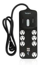 Targus 2100 Joules Surge Protector with USB Charging Ports