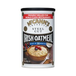 McCann's Steel Cut Irish Oatmeal - 30 oz. 1053884