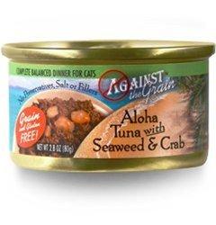 Against the Grain Aloha Tuna Dinner Canned Cat Food - 2.8oz