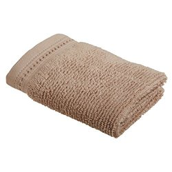 Crowning Touch by Welspun ECCT-TW-WH-05 Cotton Wash Cloth, 13 by 13-Inch, Linen