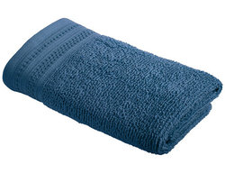 Crowning Touch by Welspun Hand Towel - Blue