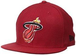 59Fifty NBA Miami Heat Hardwood Classics Basic Cap - Red - Size: 7.63