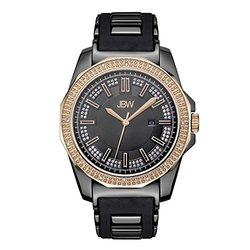 Regal Men's Watch: Black Band-black Dial (j6332d)