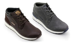 X-ray Bevy Sneaker: Brown / 8.5