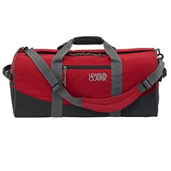 Lewis N. Clark 30-in. Duffel Bag Red