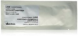 Davines Love Lovely Curl Enhancing Conditioner Sachet Kit for Unisex
