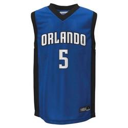 NBA Unisex Youth Orlando Magic Athletic Jerseys - Blue - L