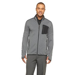 C9 Champion Men's Basecamp Stretch Jacket - Heather - Size: Small