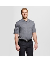C9 Champion Men's Activewear Polo Shirts -Charcoal Heather -Size: 3XL Tall