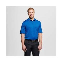 C9 Champion Men's Activewear Polo Shirt - Heather Blue - Sz: XL Tall