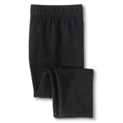 Circo Newborn Girls' Knit Pant - Ebony - Size: 6-9 M