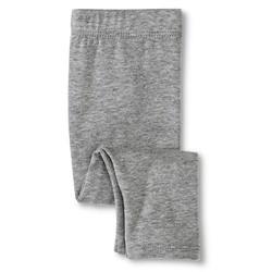 Circo Newborn Girls' Knit Pant - Radiant Gray - Size: 6-9 M