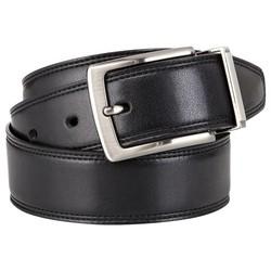Merona Men's Silver Buckle Belt - Multi - Size: XXL