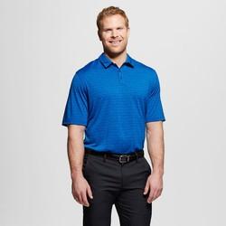 C9 Champion Men's Activewear Polo Shirts - Heather Blue - Size: XXXL
