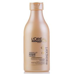 L'Oreal Professional Serie Expert Absolut Repair Lipidium Shampoo, 8.5 oz