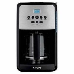 Kurps Savoy 12-cup Stainless Steel Coffee Maker