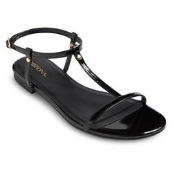 Merona Women's Alma Sandals - Black -Size: 7.5