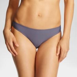 Xhilaration Women's Bikini Bottom - Grey - Size: Small