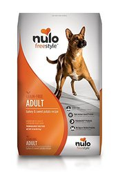 Nulo Adult Turkey Grain-Free Dry Food, 24 lb