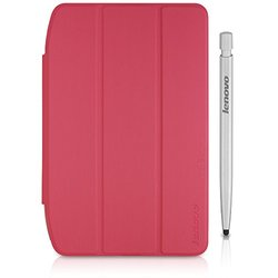 Lenovo Miix2 8 Folio Case with Stylus 888016082 - Pink