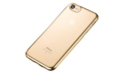 Waloo Electroplate Slim Flexy Case for iPhone 7 - Gold