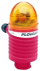 Flowline Switch Pro Compact Level Controller with Strobe Alert