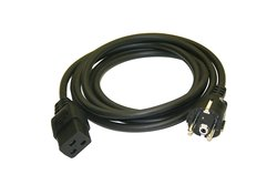 Interpower Continental European AC Cord Set