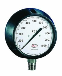 Dwyer Spirahelic Series 7000B Direct Drive Pressure Gauge