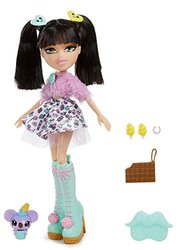 Bratz Sweet Jade Style Doll with Chocolate Bar Clutch