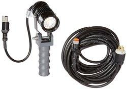 Larson 18 Watt Handheld LED Spotlight for Industrial Lighting Almunium