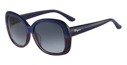 SF 678S Sunglasses, (422) Blue/Red