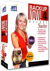 NTI Backup NOW! 4 Deluxe Suite - Backup & Recovery - 1 PC - US English