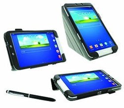 rooCASE Samsung Galaxy Tab 3 8.0: Origami Folio Case Cover