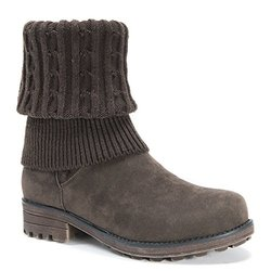 Women's Kelby Boots: Brown/9