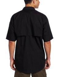 5.11 Tactical #71175 TacLite Pro Short Sleeve Shirt (Black, X-Large)