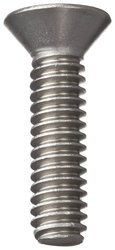 Small Parts Stainless Steel Machine Screw Plain Finish